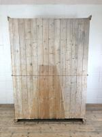Late 19th Century Antique Pine Dresser with Glazed Top (8 of 8)