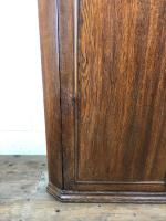 19th Century Antique Oak Corner Cupboard (3 of 6)