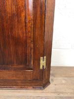 Small Early 19th Century Oak Corner Cupboard (2 of 7)