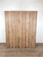 Rustic Antique Pine High Back Tavern Settle (12 of 13)