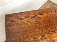 Early 20th Century Oak Dining Table c.1920 (10 of 12)