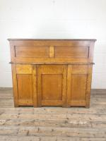 Early 20th Century Antique Oak Roll Top Desk (23 of 23)