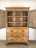 Early 19th Century Welsh Oak Linen Press Cupboard (9 of 13)