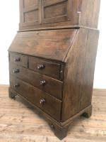 Antique 18th Century Welsh Oak Two Stage Bureau Cupboard (13 of 15)