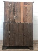 Antique 18th Century Welsh Oak Two Stage Bureau Cupboard (15 of 15)
