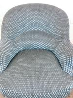 Late Victorian Upholstered Armchair (4 of 10)