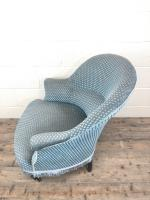 Late Victorian Upholstered Armchair (9 of 10)