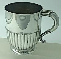 Victorian Silver Christening Mug by the Barnards London 1889 (6 of 6)