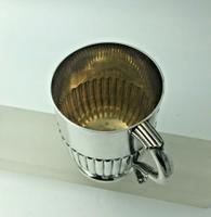 Victorian Silver Christening Mug by the Barnards London 1889 (3 of 6)