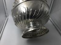 Beautiful Silver Monteith Bowl Punch Bowl Charles Stuart Harris London 1881 (7 of 7)