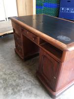 Mahogany Partners Desk (3 of 4)