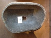 Solid Granite Stone Washbasins Sinks (9 of 9)
