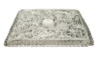Antique Victorian Sterling Silver Dressing Tray 1900 (10 of 12)