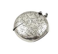 Antique Edwardian Sterling Silver Vesta 1907 (6 of 8)