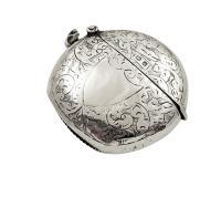 Antique Edwardian Sterling Silver Vesta 1907 (8 of 8)