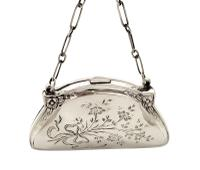 Antique Sterling Silver Purse 1917 (6 of 10)