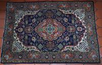 Hand Woven Persian Tabriz Rug C.1950