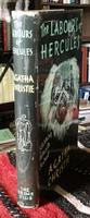 1948 the Labours of Hercules by Agatha Christie 1st Australian Ed & Dust Jacket (7 of 7)