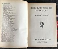 1948 the Labours of Hercules by Agatha Christie 1st Australian Ed & Dust Jacket (2 of 7)