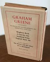 1948 the Heart of the Matter by Graham Greene 1st UK Edition (6 of 6)