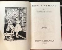 1942 Henrietta'S House by Elizabeth Goudge 1St Edition + Dust Jacket (2 of 8)