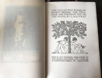 The Collected Poems of Rupert Brooke, 1919, Limited Edition (3 of 5)