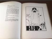 Salome  by   Oscar Wilde,  Illustrated by Aubrey Beardsley (3 of 8)