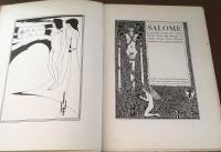 Salome  by   Oscar Wilde,  Illustrated by Aubrey Beardsley (2 of 8)