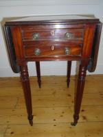 Regency Pembroke Drop Flap Table
