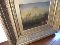 Early 19th Century Oil Painting (2 of 5)