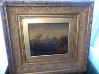 Early 19th Century Oil Painting (5 of 5)
