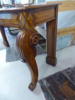 19th Century Scottish Oak Serving Table (2 of 5)