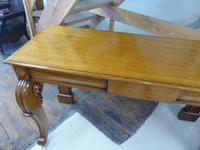 19th Century Scottish Oak Serving Table (3 of 5)