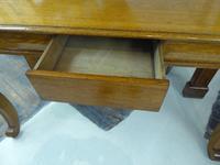 19th Century Scottish Oak Serving Table (4 of 5)