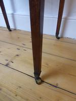 Small English Regency Side Table (8 of 10)
