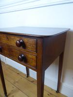 Small English Regency Side Table (3 of 10)