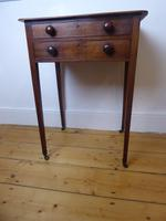 Small English Regency Side Table (10 of 10)