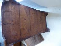 19th Century Elm Blanket Box (6 of 7)