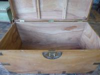 Large Chinese Camphor Wood Trunk (2 of 9)