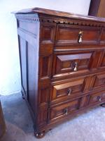 Late 17th Century Oak Chest of Drawers (2 of 5)