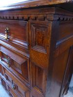 Late 17th Century Oak Chest of Drawers (4 of 5)