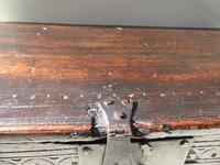 Early 18th Century Oak Box (6 of 7)
