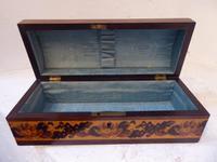 19th Century Tunbridge Ware Box by Edmund Nye (2 of 9)