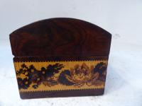 19th Century Tunbridge Ware Box by Edmund Nye (7 of 9)
