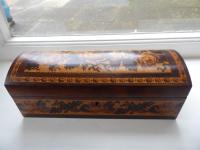19th Century Tunbridge Ware Box by Edmund Nye (9 of 9)
