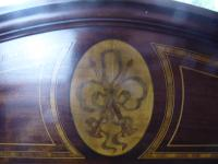 Fine Quality Inlaid Music Cabinet (6 of 8)