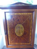 Fine Quality Inlaid Music Cabinet (7 of 8)