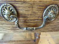 18th Century Oak Side Table (5 of 8)