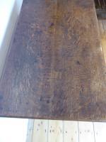18th Century Oak Side Table (3 of 8)