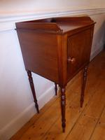 Early 19th Century Bedside Cabinet (3 of 8)